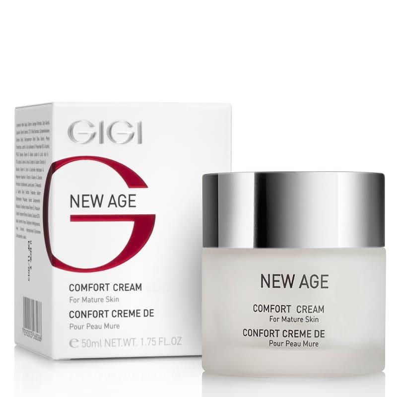 GIGI Крем-Комфорт NA Comfort Day Cream SPF15 Дневной, 50 мл
