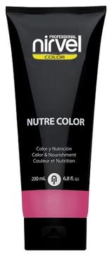 цена на Nirvel Professional Гель-Маска Nutre Color Bubble Gum Цвет Бабл Гам, 200 мл