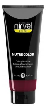 Nirvel Professional Гель-Маска Nutre Color Granat Red Цвет Гранатовая, 200 мл