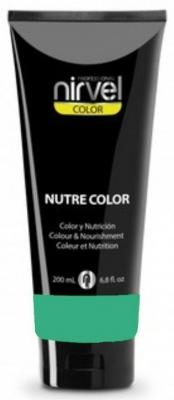 Nirvel Professional Гель-Маска Nutre Color Mint Цвет Мятная, 200 мл