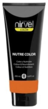Nirvel Professional Гель-Маска Nutre Color Tangerine Цвет Мандарин, 200 мл