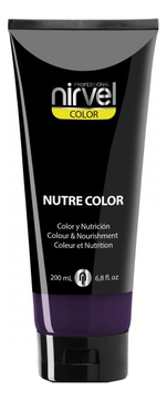 Nirvel Professional Гель-Маска Nutre Color Violet Цвет Фиолетовая, 200 мл