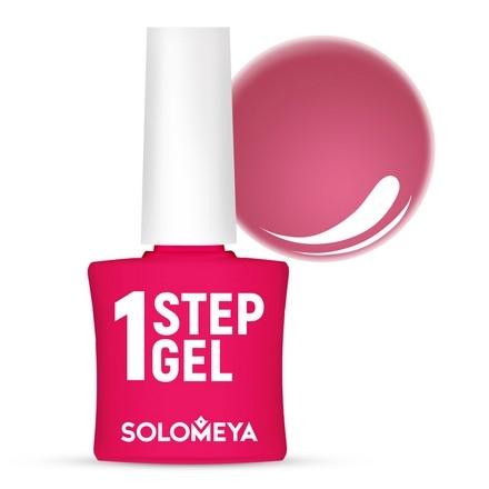 Solomeya Гель-Лак One Step Gel Carmine Однофазный Кармин 10, 8,5 мл