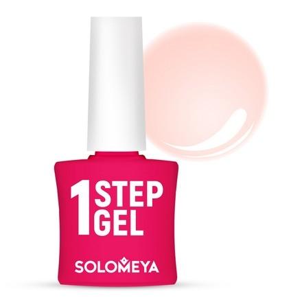 Solomeya Гель-Лак One Step Gel Marshmallow Однофазный Зефир 6, 8,5 мл