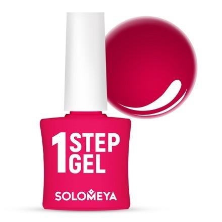 Solomeya Гель-Лак One Step Gel Passion Однофазный Страсть 20, 8,5 мл