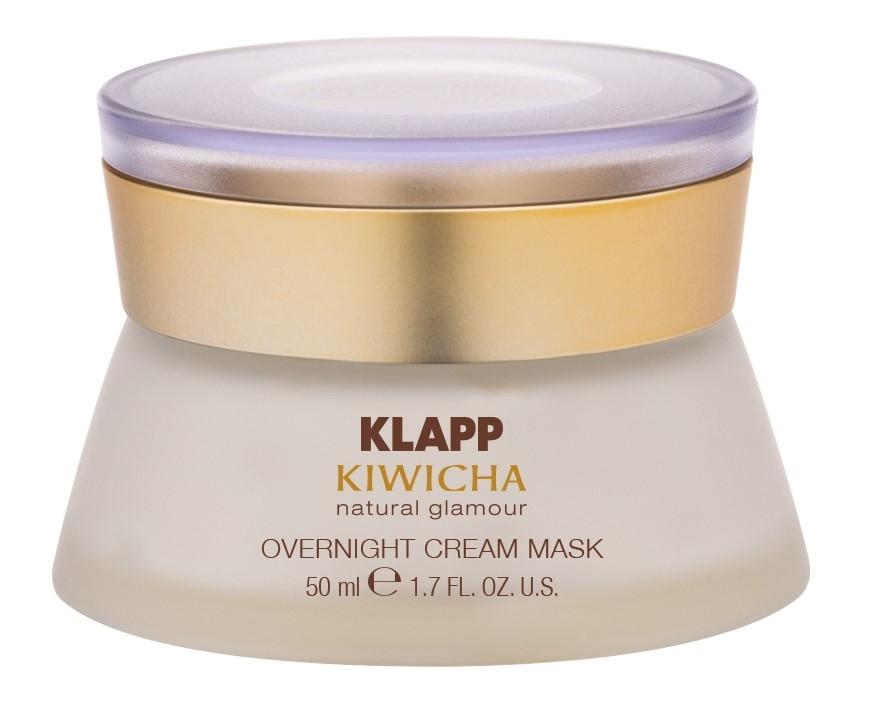 Klapp Крем-Маска Overnight Cream Mask Ночная, 50 мл цена 2017