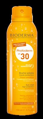 Bioderma Спрей-Вуаль Photoderm Фотодерм  SPF30, 150 мл bioderma photoderm max