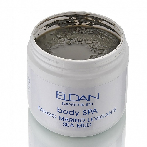 ELDAN Спа-Маска Premium Body SPA Sea Mud с Морской Грязью, 500 мл