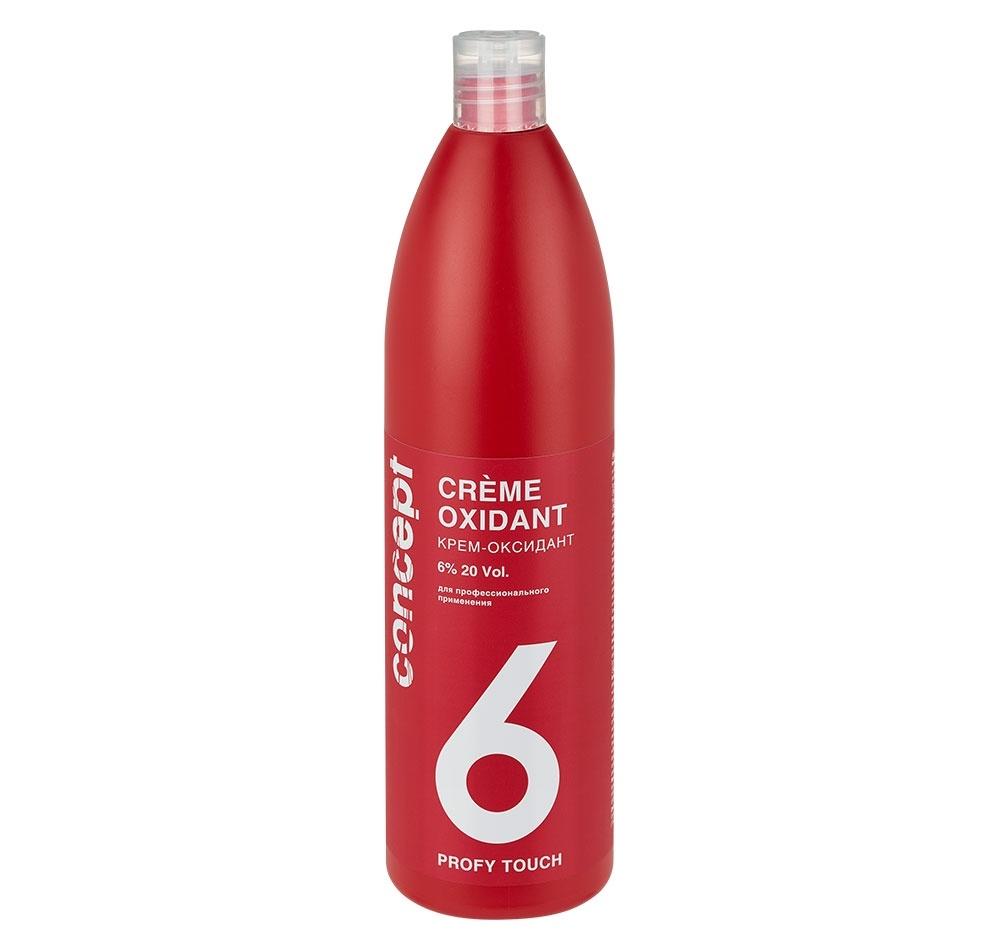 Concept Крем-Оксидант Profy Touch Crème Oxidant 6%, 1000 мл