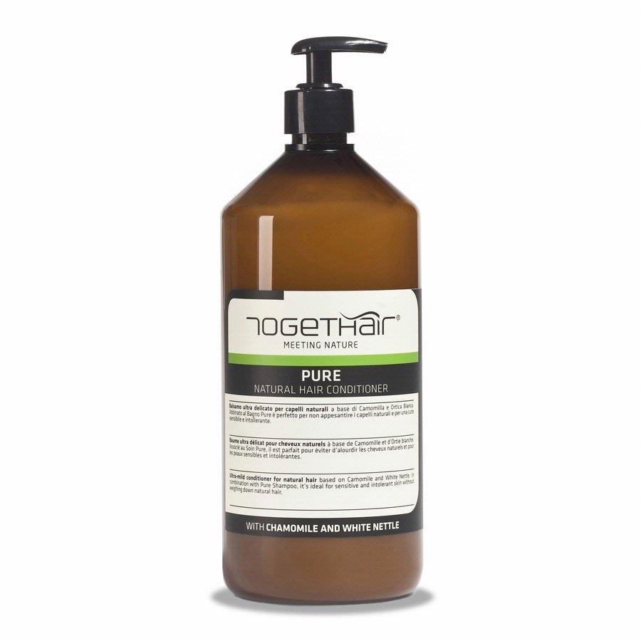 Togethair Ультра-Мягкий Кондиционер для Натуральных Волос Pure Natural Conditioner, 1000 мл