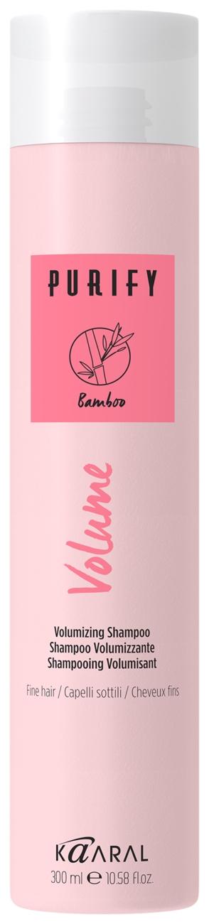 Kaaral Шампунь-Объём для Тонких Волос Purify-Volume Shampoo, 250 мл