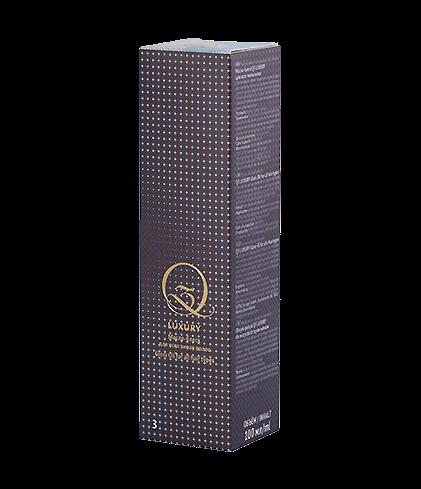 ESTEL Масло-Блеск Q3 Luxury для Всех Типов Волос, 100 мл