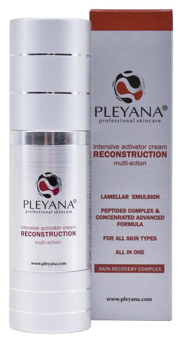 Pleyana Интенсивный Крем-Активатор Reconstruction, 30 мл pleyana сыворотка биоревиталайзер эликсир 30 мл