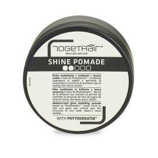 Togethair Моделирующий Крем-Паста Средней Фиксации Shine Pomade, 100 мл