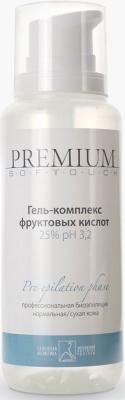 PREMIUM Гель-Комплекс Softouch Фруктовых Кислот 25%, 200 мл недорого