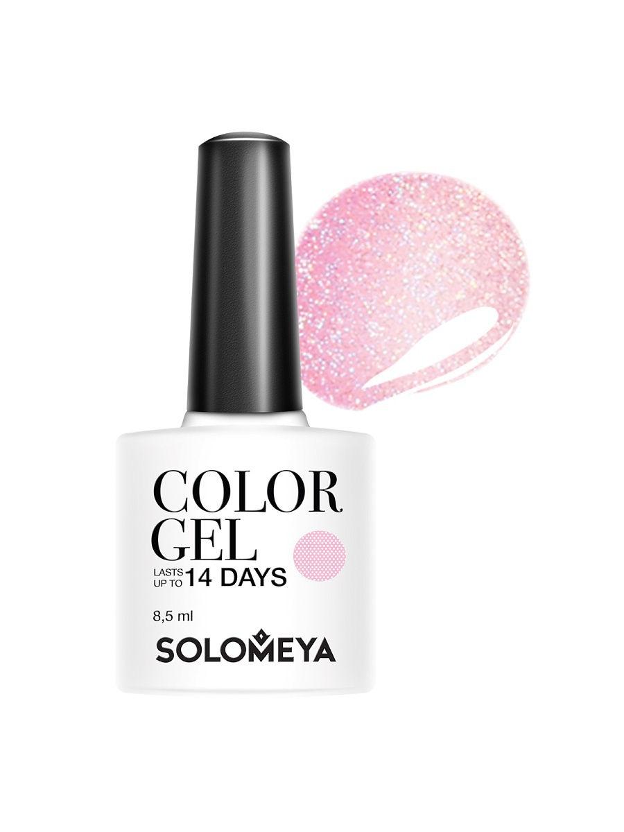Solomeya Гель-Лак Solomeya Color Gel Beatrice SCGK083 Беатрис 68, 8,5 мл