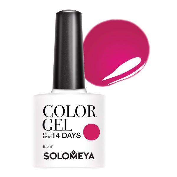 Solomeya Гель-Лак Color Gel Breton SCG134 Бретон 51, 8,5 мл