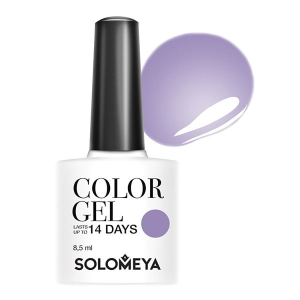 Solomeya Гель-Лак Solomeya Color Gel Cloche SCG151 Клош 53. 8,5 мл гель лак orly gel fx mulholland цвет 891 hillside hideout