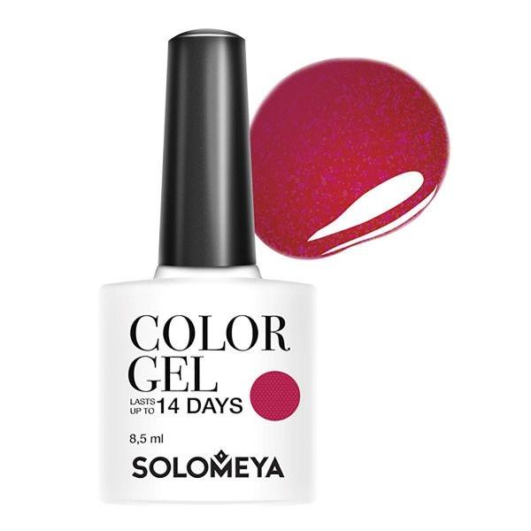 Solomeya Гель-Лак Solomeya Color Gel Coctail SCG086 Коктейль 50, 8,5 мл solomeya гель лак color gel тон pink iris scgle051 розовый ирис 8 5 мл