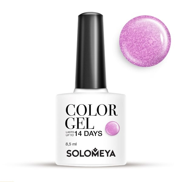 Solomeya Гель-Лак Color Gel Kelly SCG119 Келли 45, 8,5 мл