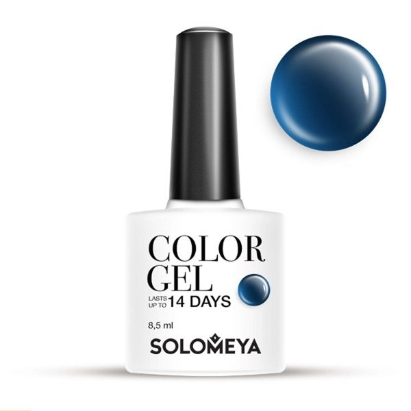 Solomeya Гель-Лак Solomeya Color Gel Leo SCG072 Лев 34, 8,5 мл solomeya топ гель top gel stg 8 5 мл