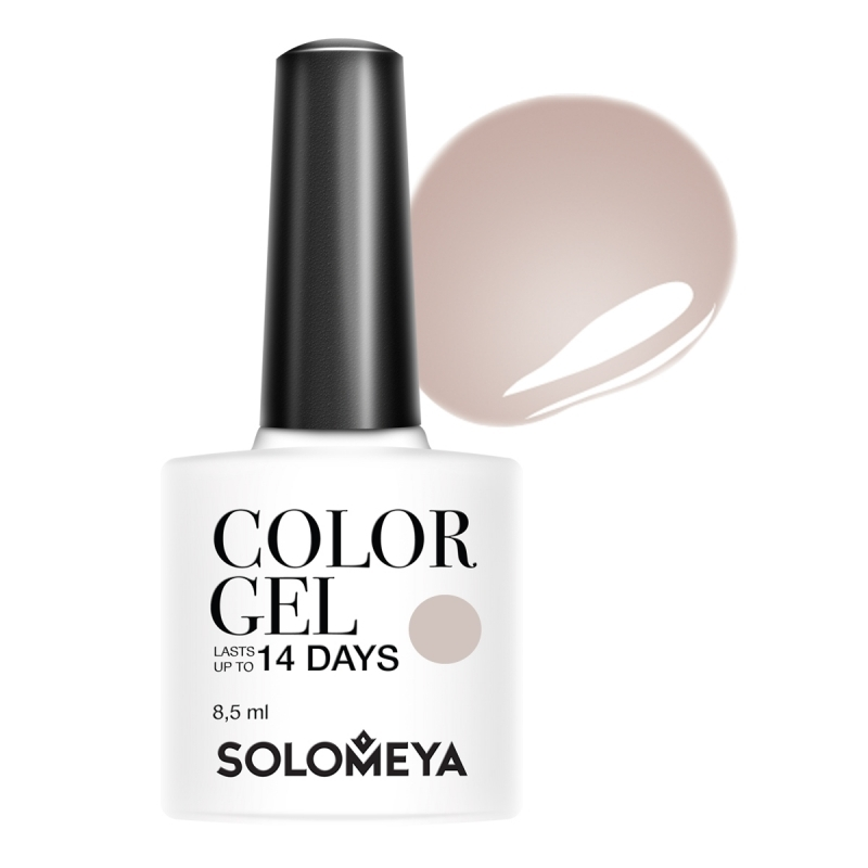 Solomeya Гель-Лак Solomeya Color Gel Madeleine SCGY096 Мадлен 66, 8,5 мл цены