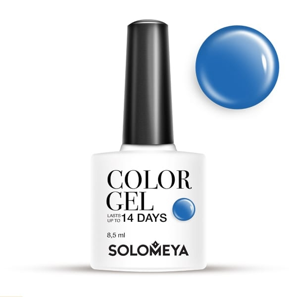 Solomeya Гель-Лак Color Gel Molly SCG012 Молли 39, 8,5 мл