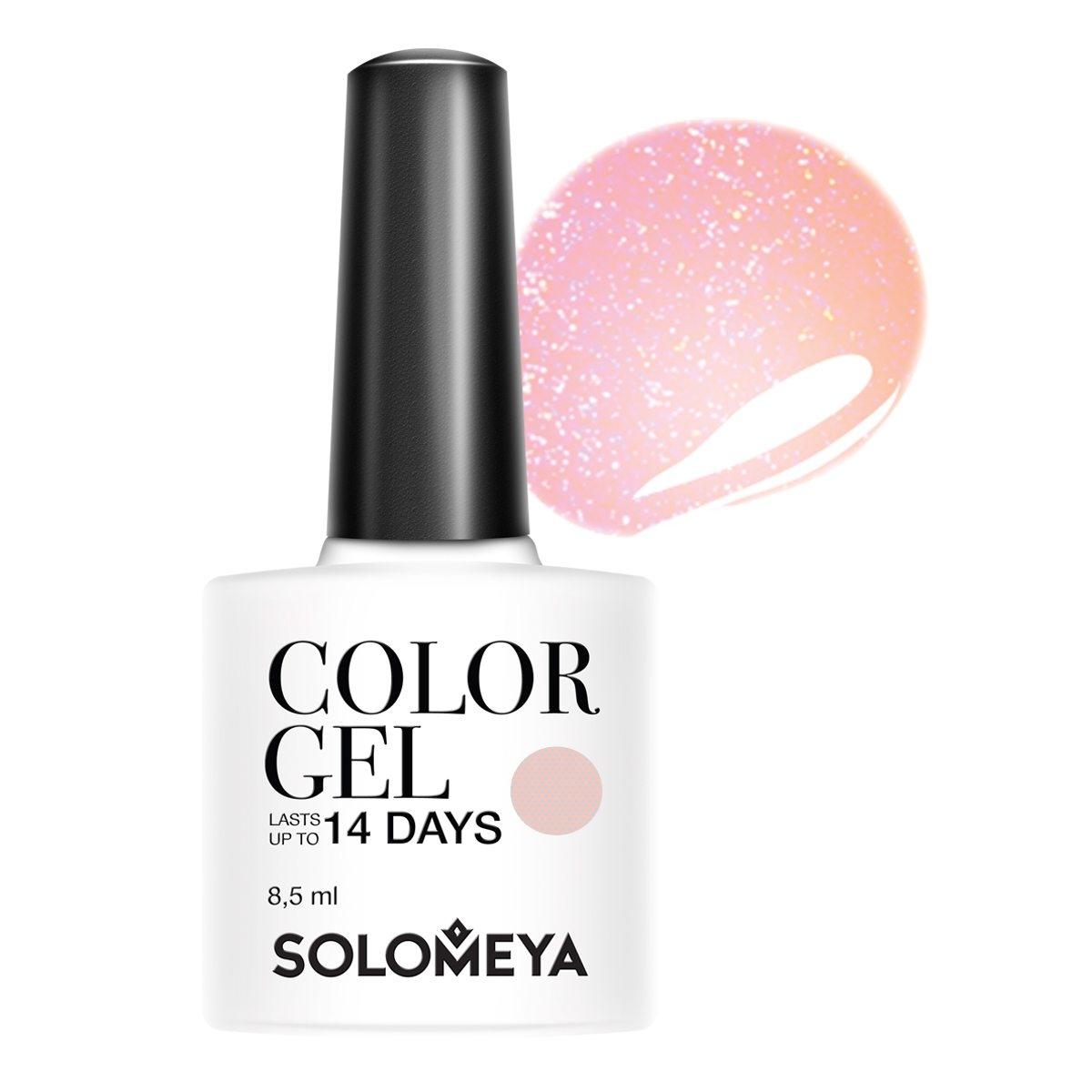 Solomeya Гель-Лак Color Gel My darling SCGK005 Мой Дорогой 67, 8,5 мл