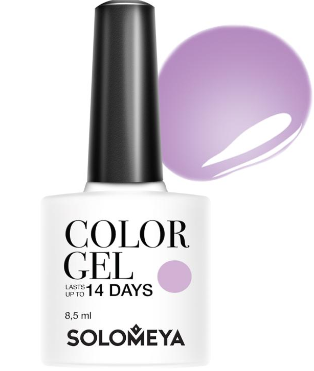 Solomeya Гель-Лак Solomeya Color Gel Relax SCGT016 Расслабься 77, 8,5 мл solomeya топ гель top gel stg 8 5 мл