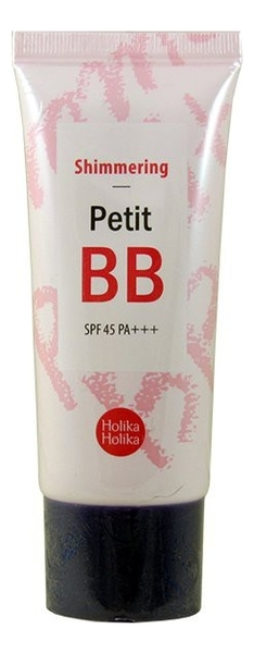 Holika ББ-Крем для Лица Сияние SPF45 PA Petit BB Shimmering AD, 30 мл