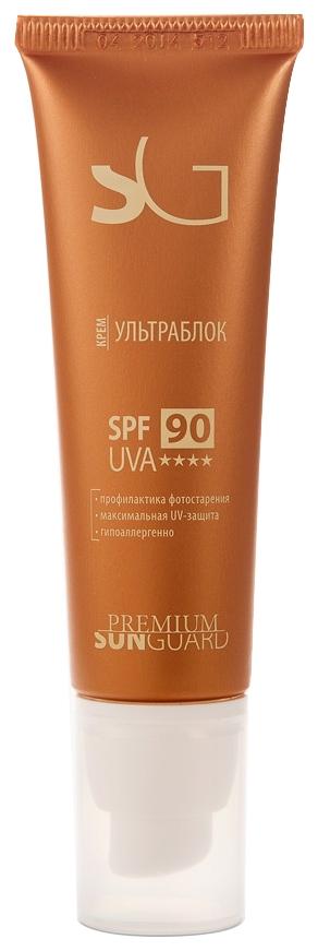 PREMIUM Крем-Ультраблок SunGuard SPF 90, 50 мл крем ультраблок spf 90 50 мл