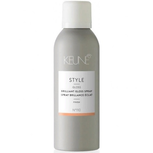 Keune Блеск-Спрей Style Brilliant Gloss Spray Бриллиантовый, 200 мл