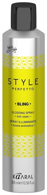 Kaaral Спрей-Защита от Курчавости и для Придания Блеска Style Perfetto Bling Glossing Spray, 300 мл barrie axford theories of globalization