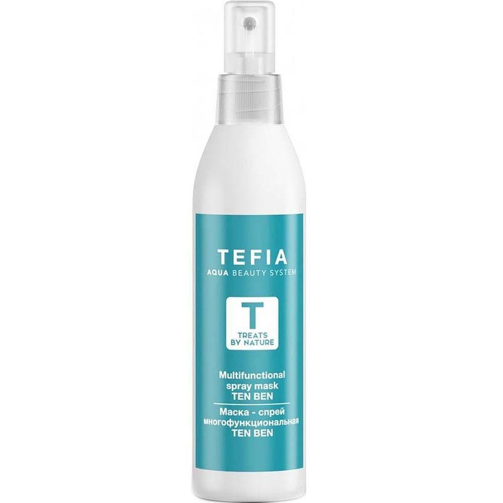 Tefia Маска-Спрей Многофункциональная TEN BEN, 150 мл маска спрей 15 в 1 для окрашенных волос all in one selective 150 мл