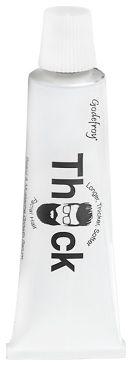 Godefroy Масло-Активатор Роста для Бороды и Усов Thick Beard&Mustache Growth Serum, 15 мл