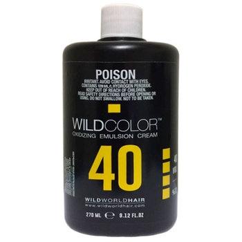 Wild Color Крем-Эмульсия 12% OXI40 Vol. Окисляющая для Краски, 270 мл