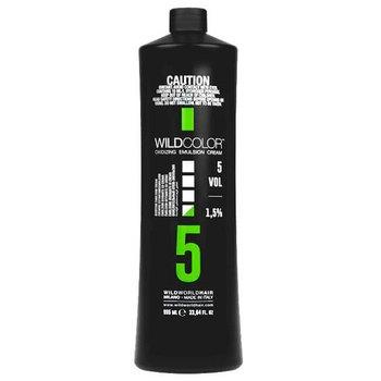 Wild Color Крем-Эмульсия 1,5% OXI5 Vol. Окисляющая для Краски, 995 мл