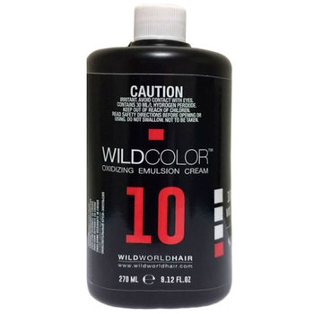 Wild Color Крем-Эмульсия 3% OXI10 Vol. Окисляющая для Краски, 270 мл