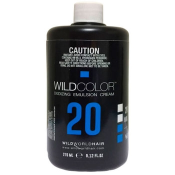 Wild Color Крем-Эмульсия 6% OXI20 Vol. Окисляющая для Краски, 270 мл