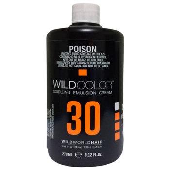 Wild Color Крем-Эмульсия 9% OXI30 Vol. Окисляющая для Краски, 270 мл