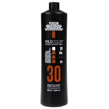 Wild Color Крем-Эмульсия 9% OXI30 Vol. Окисляющая для Краски, 995 мл