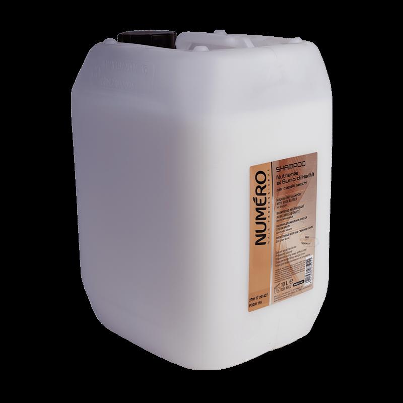 Brelil Professional Шампунь с маслом карите для сухих волос, 10000 мл