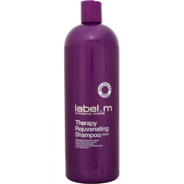 Label.m Шампунь Therapy Age-Defying Shampoo Омолаживающая Терапия, 1000 мл 3lab h serum age defying booster