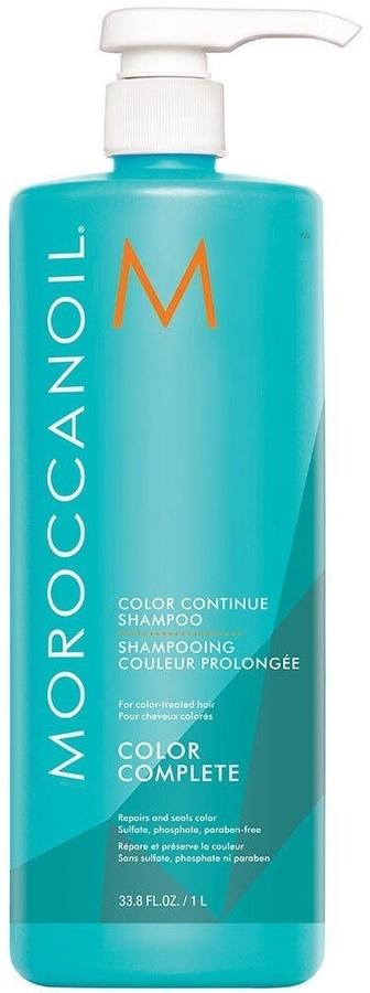 Moroccanoil Шампунь Color Continue Shampoo для Сохранения Цвета, 1000 мл