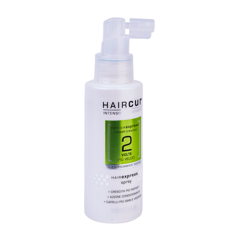 Brelil Professional Сыворотка Hair Express Spray для увеличения скорости роста волос, 100 мл