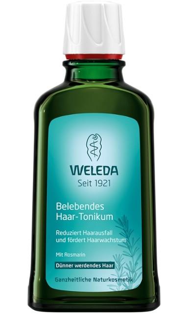 цены WELEDA Укрепляющее Средство для Роста Волос с Розмарином, 100 мл
