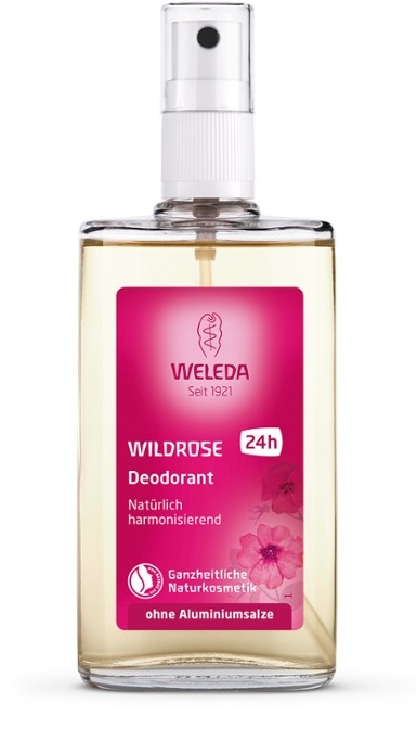 WELEDA Розовый Дезодорант, 100 мл
