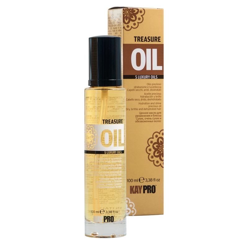 KAYPRO Масло Treasure Oil Увлажняющее Драгоценное, 100 мл