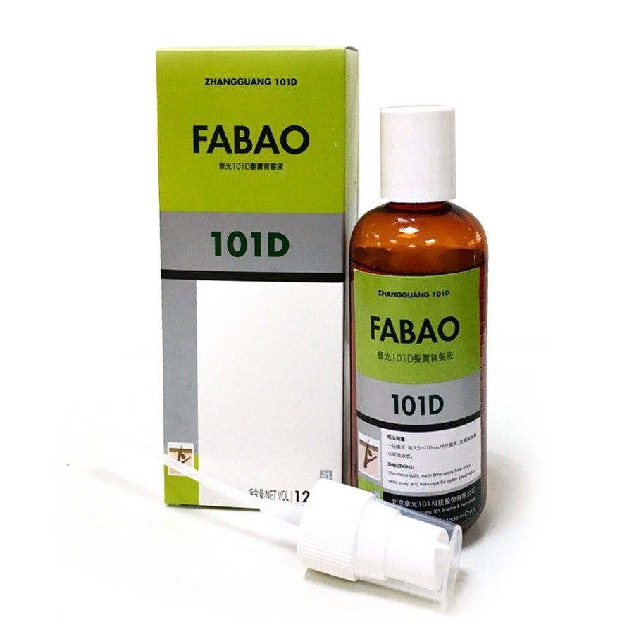 FABAO 101 (Фабао) Лосьон 101D, 120 мл ducray неоптид лосьон от выпадения волос для мужчин 100 мл