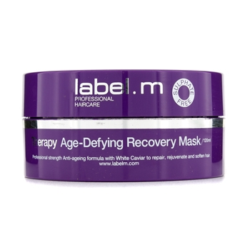 Label.m Маска Therapy Age-Defying Recovery Mask Восстанавливающая Омолаживающая Терапия, 120 мл маска мусс экспресс лифтинг new age foaming mask 140 мл